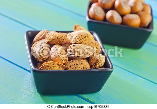 nuts - csp16705338