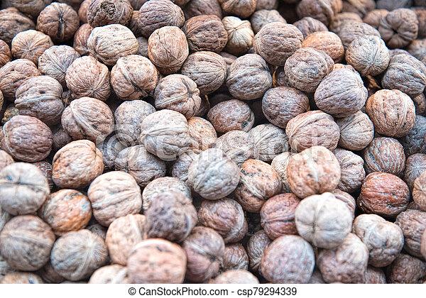 nuts - csp79294339