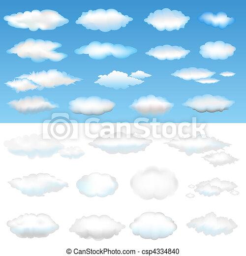 nuvola - csp4334840