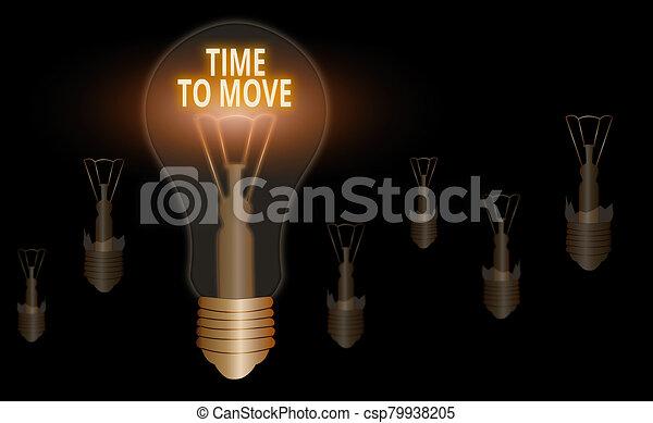 o, texto, cambio, escritura, manera, escritura, qué, move., concepto, tiempo, current., reflejar, mismo, significado - csp79938205