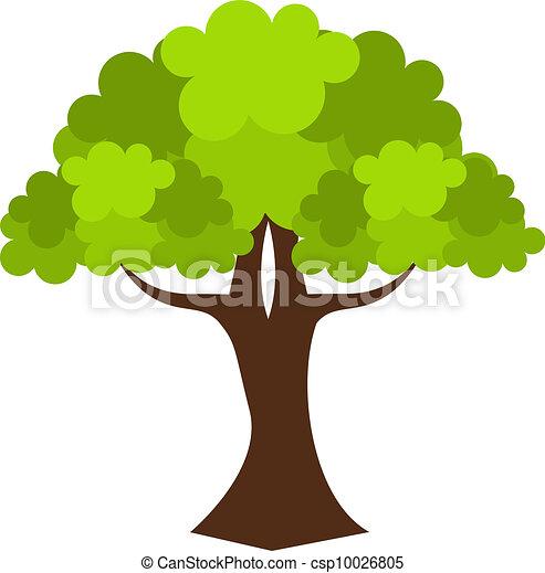 old oak tree vector illustration vector clipart search rh canstockphoto com live oak tree clipart oak tree sketch clipart