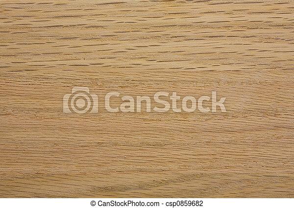 Oak Wood Grain - csp0859682