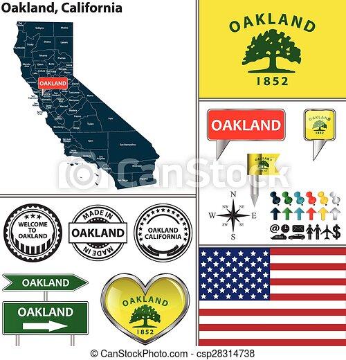 Oakland, California - csp28314738