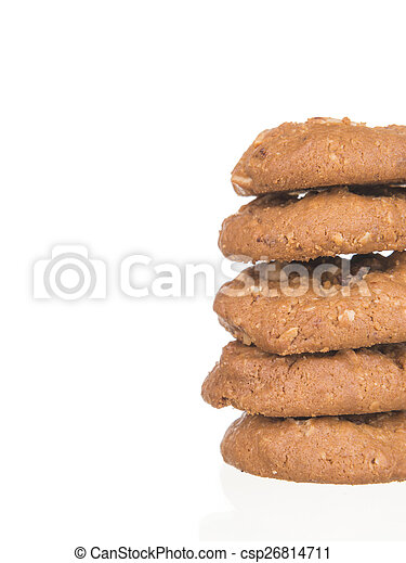 Oatmeal Cookie - csp26814711
