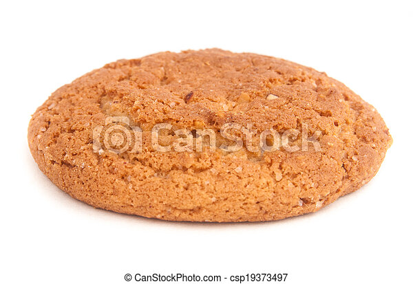 oatmeal cookie - csp19373497