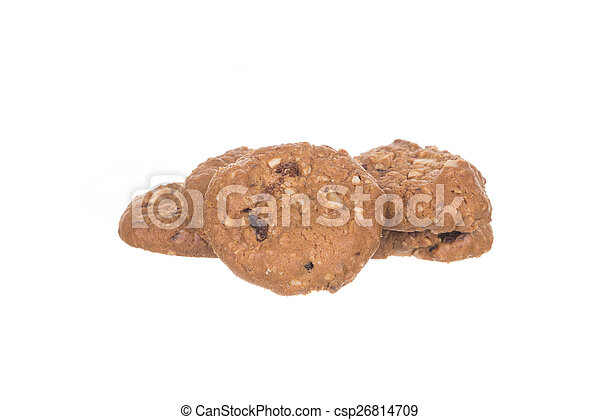 Oatmeal Cookie - csp26814709