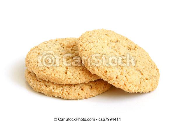 Oatmeal cookies - csp7994414