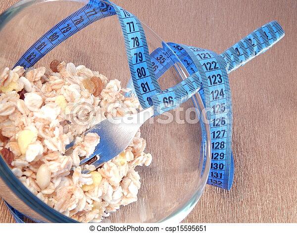 oatmeal - csp15595651