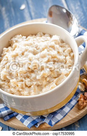 Oatmeal - csp17530995