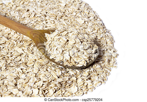 oatmeal - csp25779204