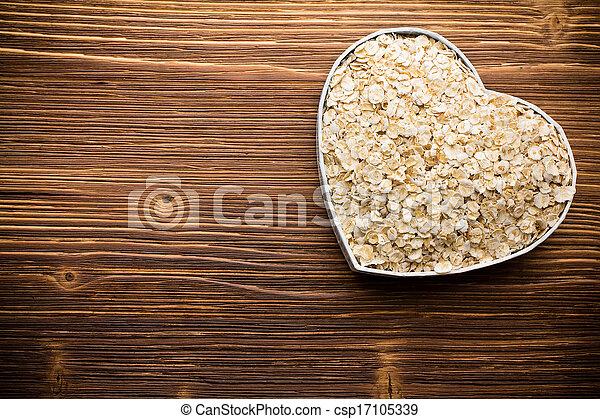 Oatmeal. - csp17105339