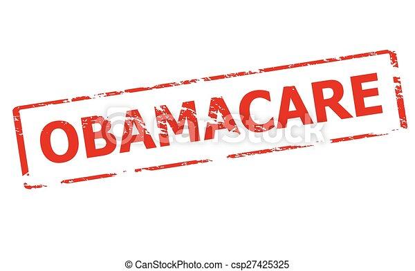 Obamacare - csp27425325