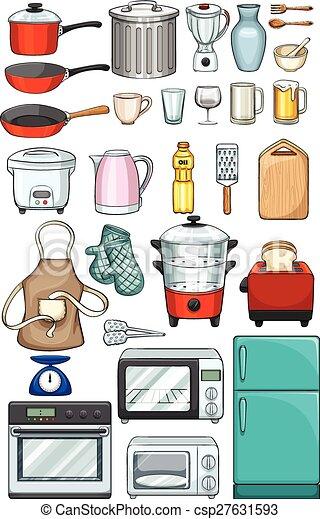 Objetos cocina diferente objetos clase cocina - Objetos de cocina ...