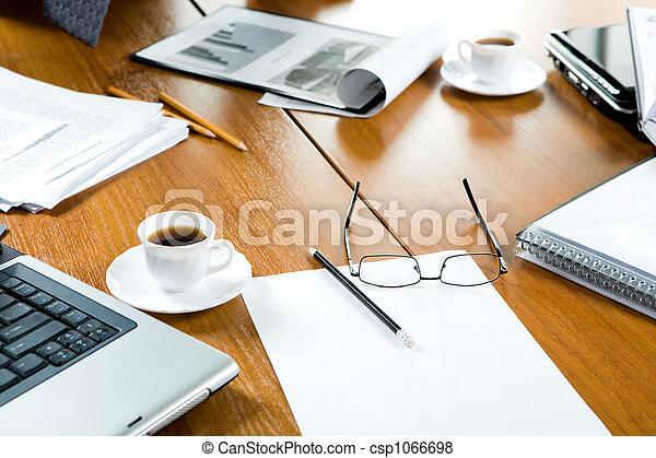 objets, business - csp1066698