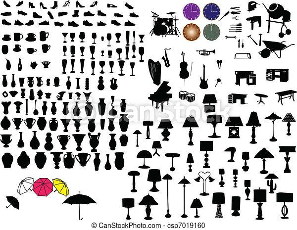 objets - csp7019160