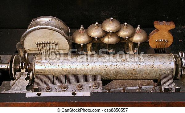 obsolete antique sound output phonograph  - csp8850557