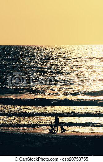 Sunset - csp20753755