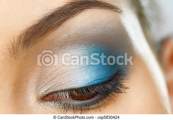 occhio, bellezza - csp5830424
