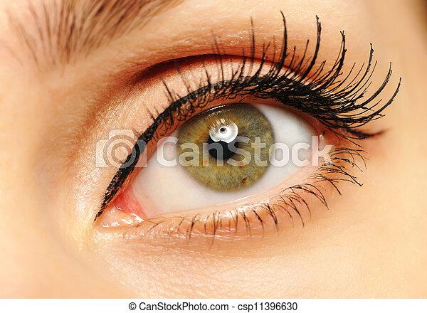 occhio donna - csp11396630