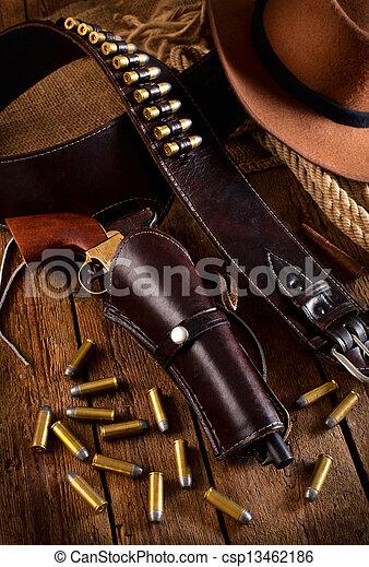 occidental, accessoires - csp13462186