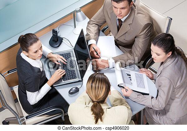 occupazione - csp4906020