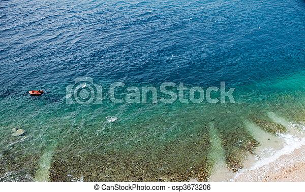 Ocean Background - csp3673206