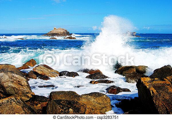 Ocean spray - csp3283751