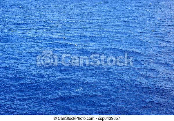 oceano água - csp0439857