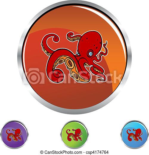 Octopus - csp4174764