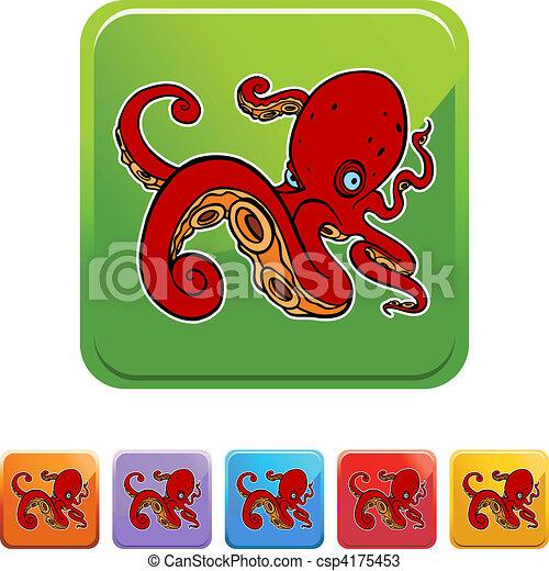 Octopus - csp4175453