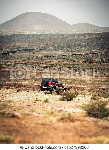 off-road car - csp27392206