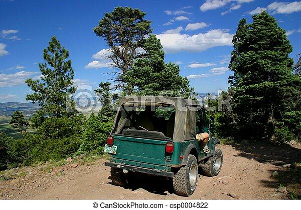 Off Road Travel - csp0004822