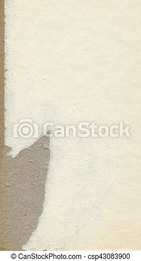 Off White Cardboard Texture Background