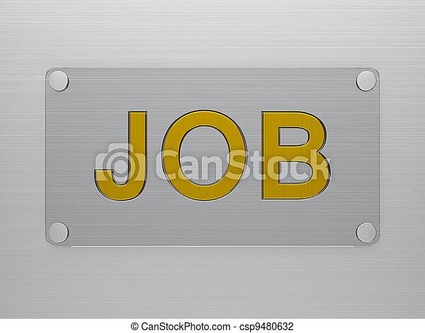 offerta lavoro - csp9480632