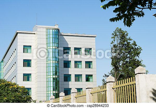 Office building - csp28944233