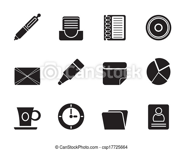 Office & Business Icons - csp17725664