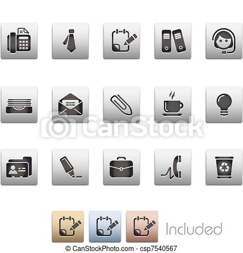 Office & Business / Metalic - csp7540567