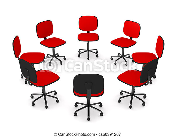 Office chairs - csp0391287