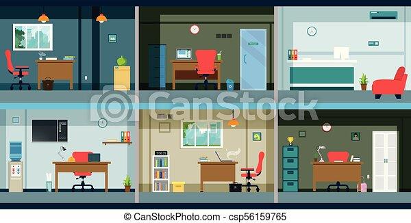 Office department - csp56159765