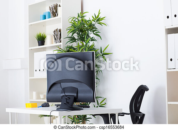 Office desk - csp16553684