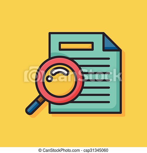 office files icon - csp31345060