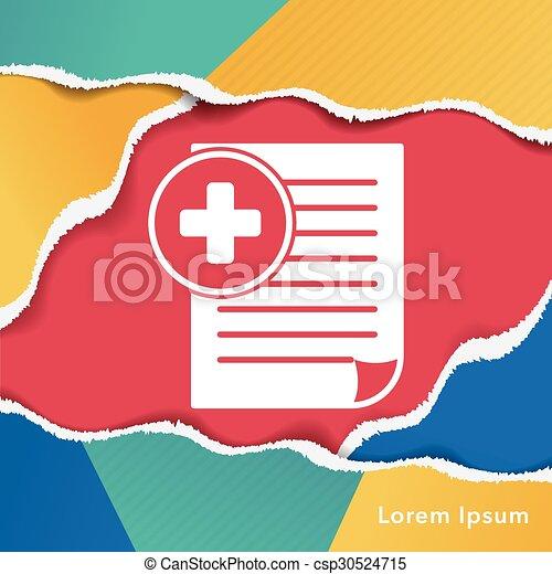 office files icon - csp30524715