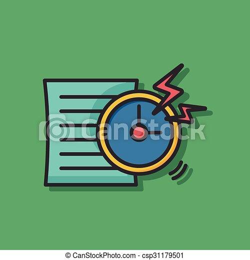 office files icon - csp31179501