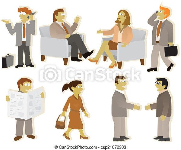 Grupo People (oficial) - csp21072303