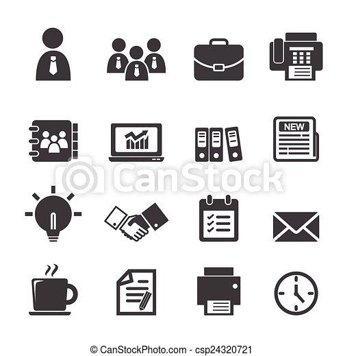 office icon - csp24320721
