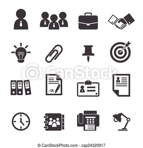 office icon - csp24320917