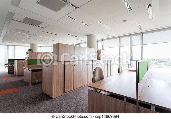 Office interior - csp14669694