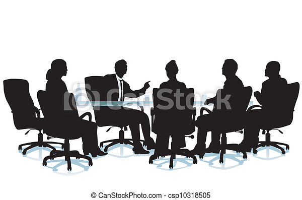 Office interview session - csp10318505