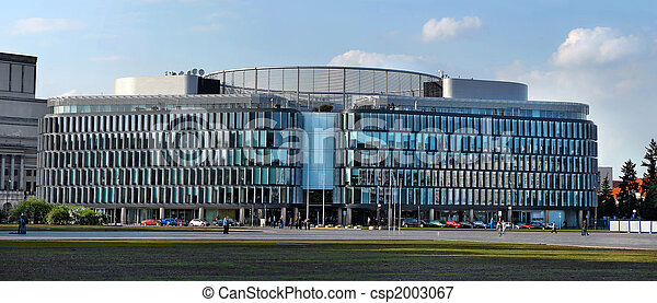 norman foster office. Office Park By Norman Foster. - Csp2003067 Foster E