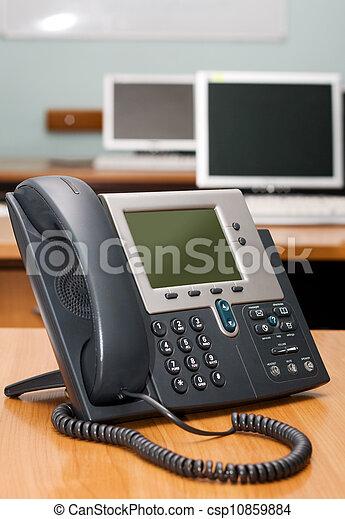 Office phone - csp10859884